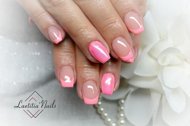 Laetitia' Nails - Baby Doll