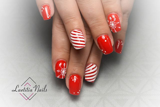 Laetitia' Nails - Candy flakes