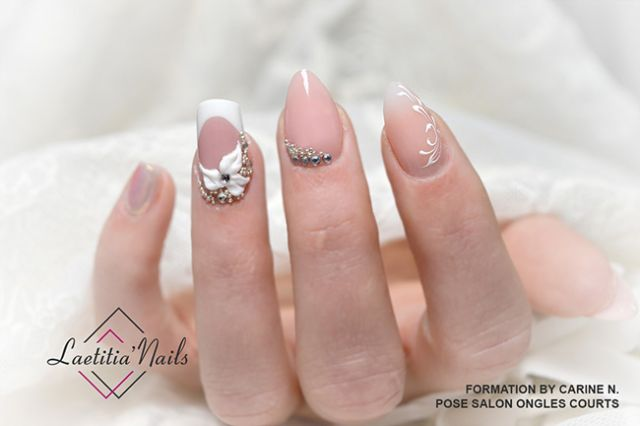 Laetitia' Nails - Pose ongles courts