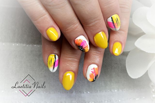 Laetitia' Nails - Summer time