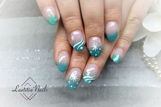 Laetitia' Nails - Winter Sparks